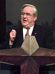 Moral Majority Founder Jerry Falwell Dies at 73