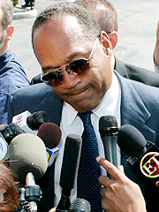 Jacko, O.J. Attend Johnnie Cochran Funeral