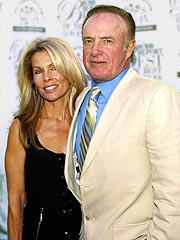 James Caan and Wife Patch Things Up