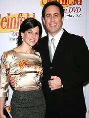 Cookbook Author Accuses Jerry Seinfeld's Wife of Plagiarism | Jerry Seinfeld