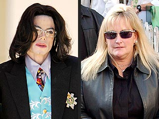 Officer: Ex-Wife Called Jackson 'Sociopath' | Michael Jackson