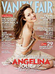 Angelina Jolie Speaks of Playing with Brad