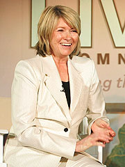 Martha Stewart's Business on the Upswing