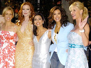 Fans Flock to Desperate Housewives Finale