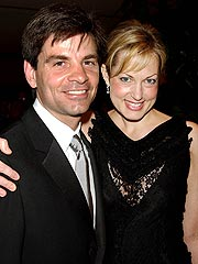 Baby Girl for Newsman George Stephanopoulos | Alexandra Wentworth