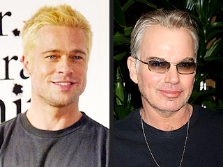 Brad Joins With Angelina's Ex, Billy Bob | Brad Pitt