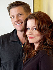 Laura Leighton & Doug Savant Have a Baby | Doug Savant