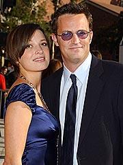 Matthew Perry and Girlfriend Split