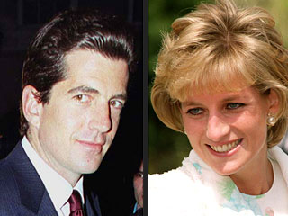 Supporters Dismiss Diana-JFK Jr. Book Claim | Princess Diana
