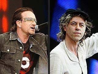 Live 8: A 'Declaration of Interdependence' | Bob Geldof, Bono