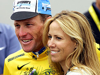 Lance Armstrong Takes Tour de France Lead