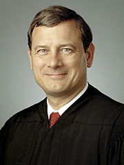 President Bush Picks John Roberts for Supreme Court
