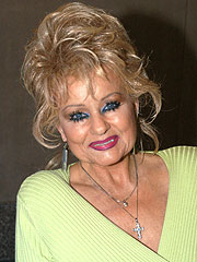 Tammy Faye 'In Pain Almost 100 Percent of Time'