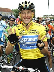 Lance Armstrong 'Ready to Move On'