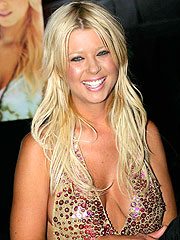 Tara Reid&#39;s &#39;Wild&#39; Tour Hits London