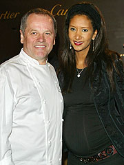 Wolfgang Puck & Fiancée Welcome a Son