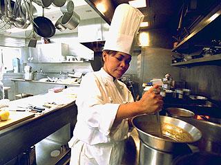american chefs Asian