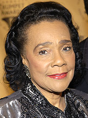 Coretta Scott King Suffers Stroke