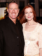 EXCLUSIVE: Marcia Cross Welcomes Twin Girls| Birth, Marcia Cross