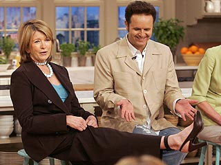 Martha Reveals TV Details & Ankle Device