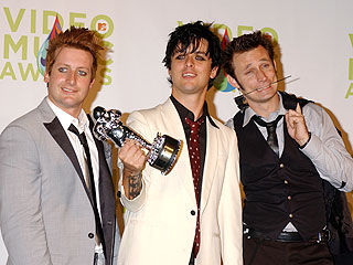 Green Day Rules MTV Awards | Green Day