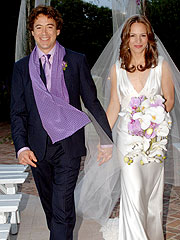 Robert Downey Jr. Marries Girlfriend