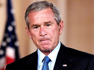 Bush Accepts Blame for Katrina Response