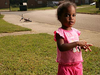 Who Is This Child?| Hurricane Katrina