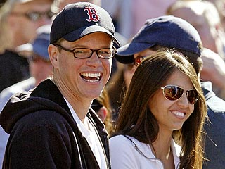 Matt Damon Engaged to Girlfriend Luciana| Marriage, Matt Damon
