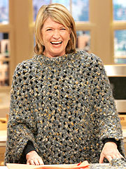 Martha Stewart Still Stewing Over Donald Trump