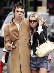 Kate Moss's Boyfriend Held in Drug Bust