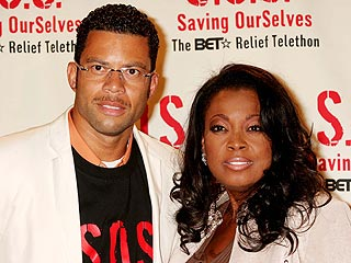 Star Jones's Hubby Arrested Over License