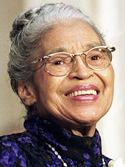 Civil Rights Icon Rosa Parks Dies