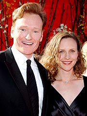 Conan O'Brien & Wife Have Second Child