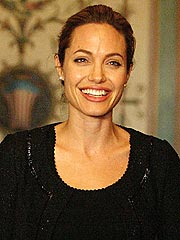 Angelina: I'm the 'Luckiest'