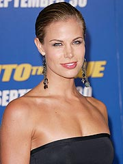 Baywatch Star Brooke Burns Hospitalized