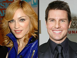 Madonna Defends Tom Cruise & Scientology