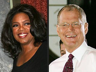 Letterman Settles Feud with Oprah