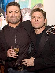 George Michael & Partner to Marry