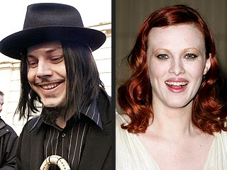 Jack White  & Wife Have a Girl | Jack White, Karen Elson
