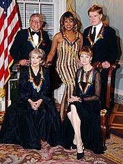 Oprah Helps D.C. Salute Tina Turner| Tina Turner