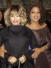 Oprah Helps D.C. Salute Tina Turner
