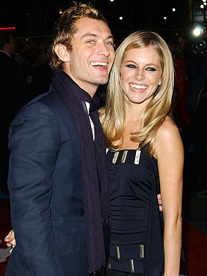 JUDE & SIENNA photo | Jude Law, Sienna Miller