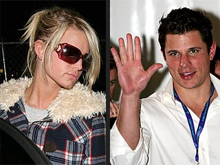 Jessica Simpson & Nick Lachey Move On