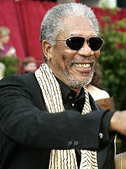 Morgan Freeman Is in 'Good Spirits' After Accident