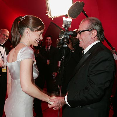 GARNER-ING AWARDS photo | James Garner, Jennifer Garner