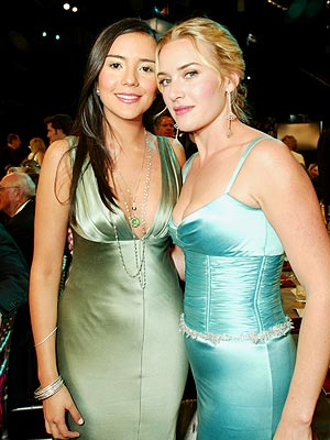 LEADING LADIES photo | Catalina Sandino Moreno, Kate Winslet