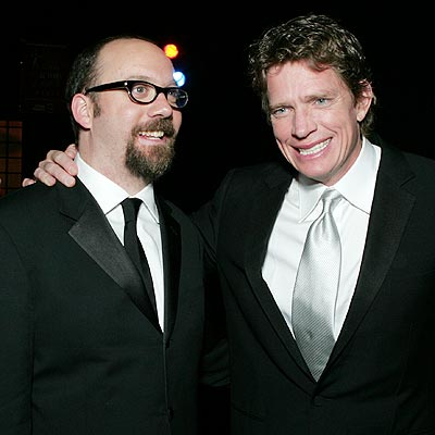 THEY'LL TOAST TO THAT photo | Paul Giamatti, Thomas Haden Church