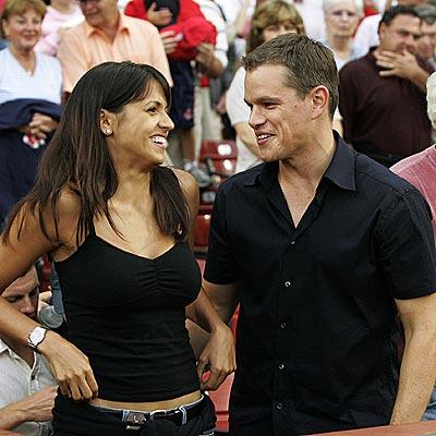 What Makes Them Sexy Matt Damon The Romantic People Com