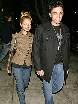A SIMPLE NIGHT photo | Adam Goldstein, Nicole Richie